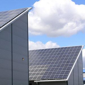 solar on buildings