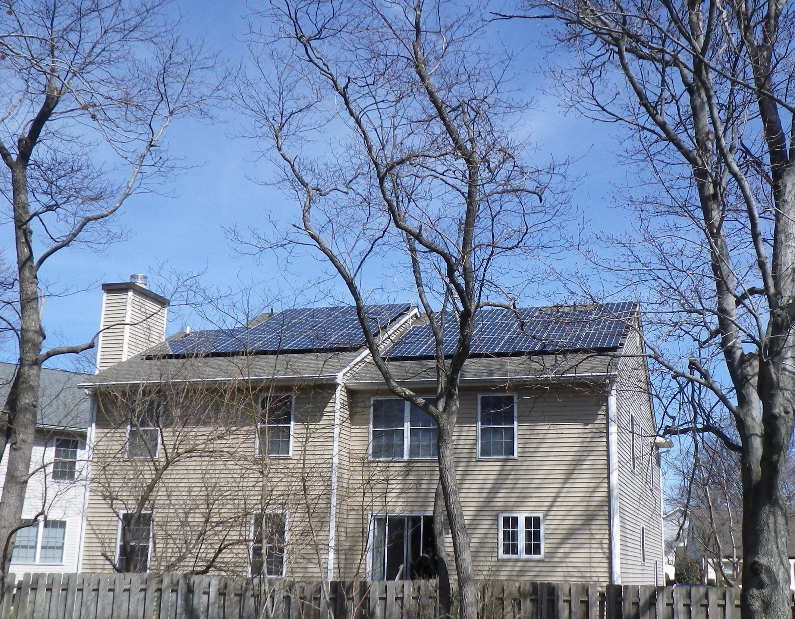 Portfolio Post 3 Solar Panel Installation In Staten
