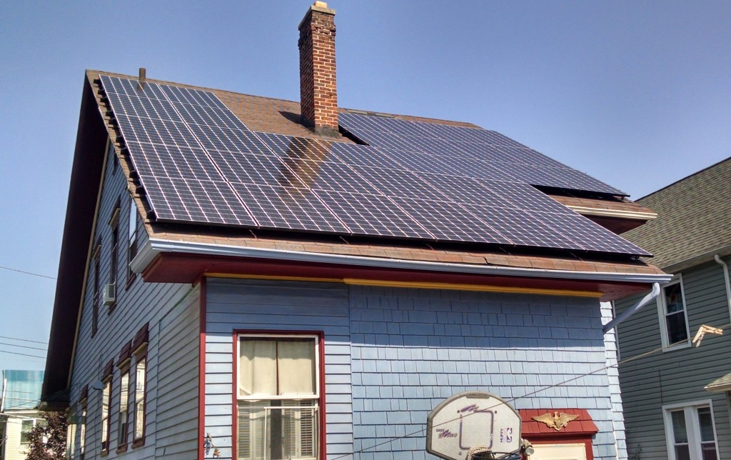 Portfolio Post 4 Solar Panel Installation In Staten