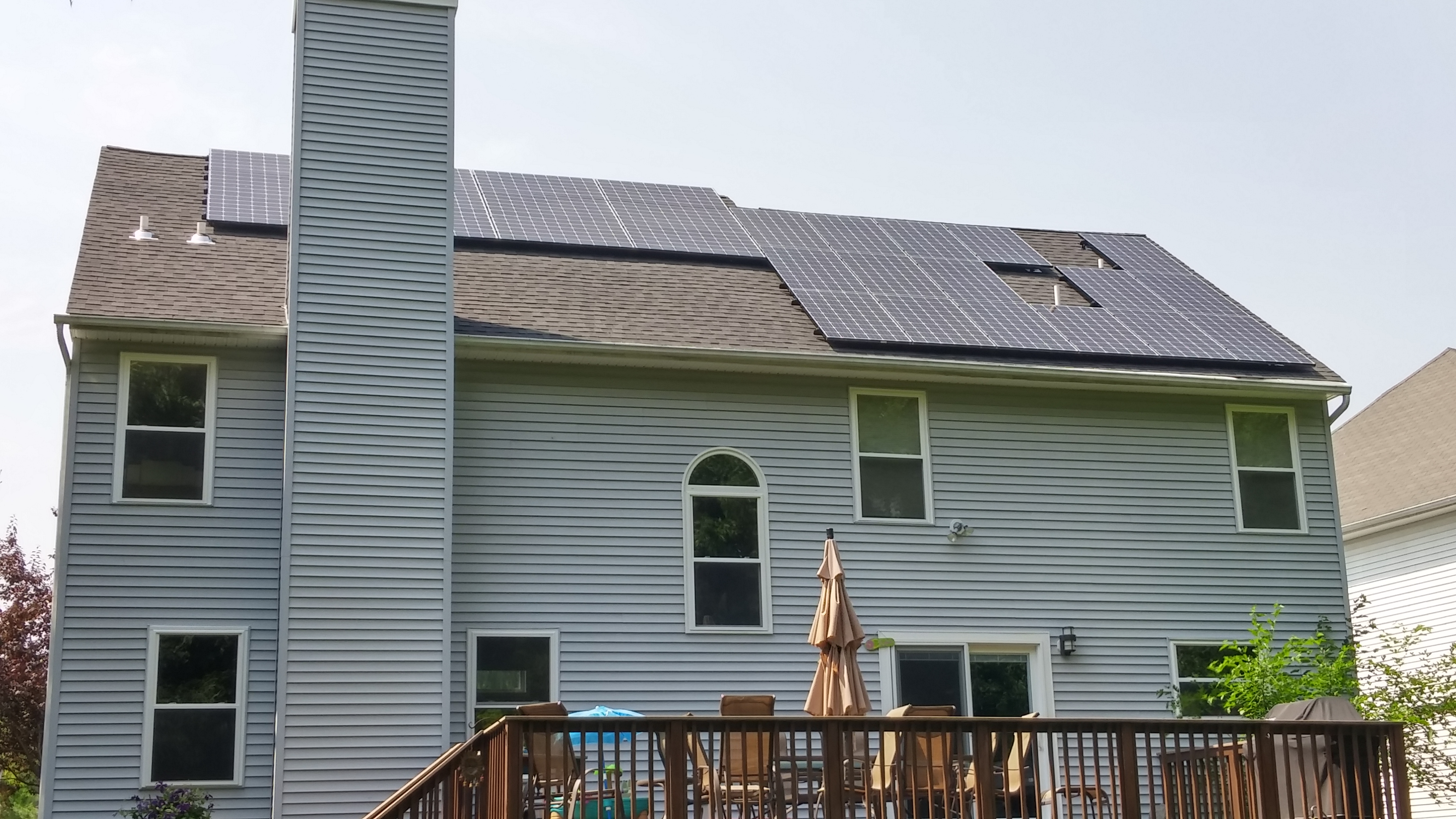 solar home installation new jersey