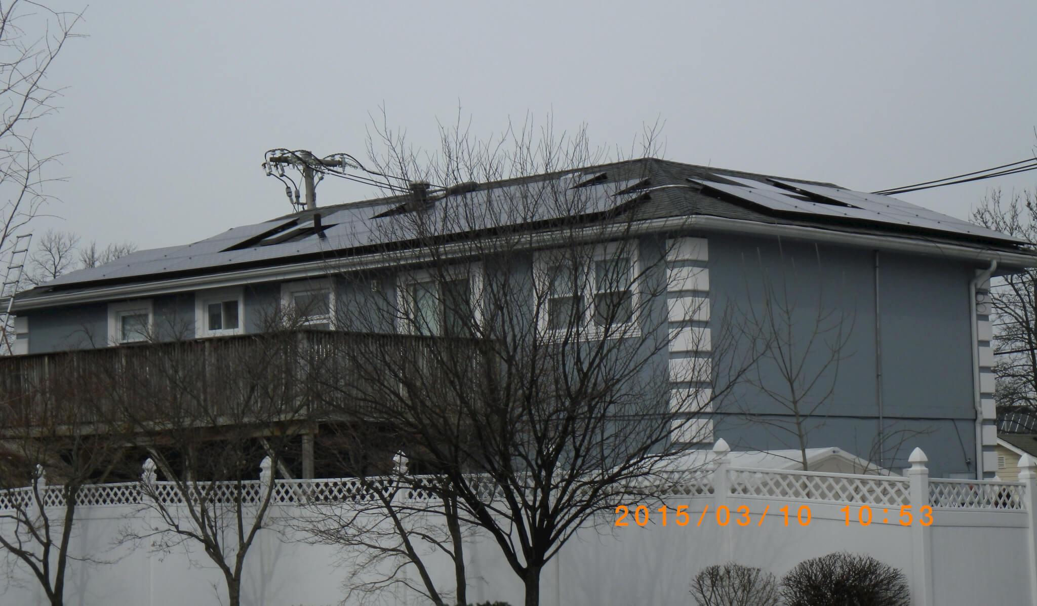 Staten Island, NY solar installatiion