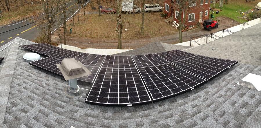 staten island solar array