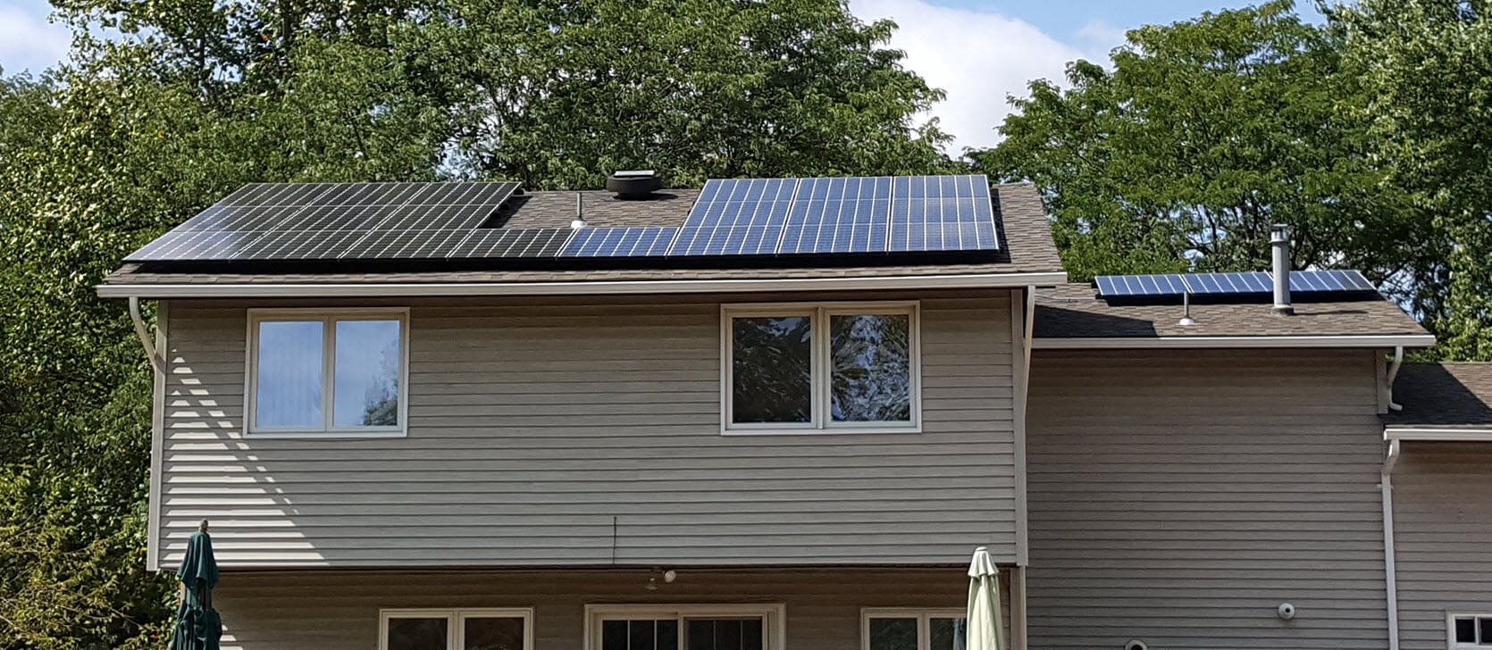 new jersey solar panel installation